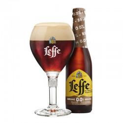 Leffe 0,0 Alkoholfri Bruin 10 x 33 cl