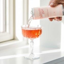 Chateau Del ISH Alkoholfri Sparkling Rosé 5 x 25 cl