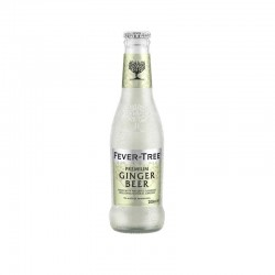 Fever Tree Ginger Beer 12 x 20 cl