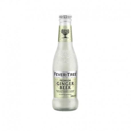 Fever Tree Ginger Beer 12 x 20 cl