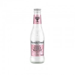 Fever Tree Premium Soda Water 12 x 20 cl
