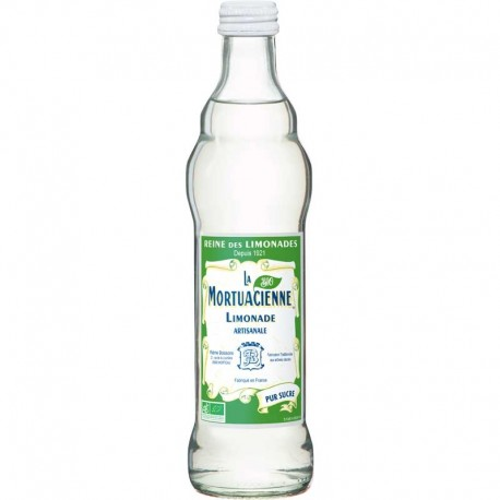 Riéme Mortuacienne Lemonade Sodavand 12 x 33 cl ØKO