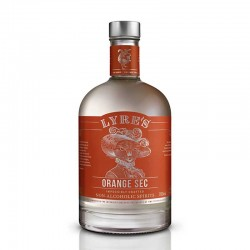 Lyre's Orange Sec Alkoholfri Triple Sec 70 CL