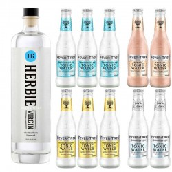 Alkoholfri Gin & Tonic Herbie Vigin