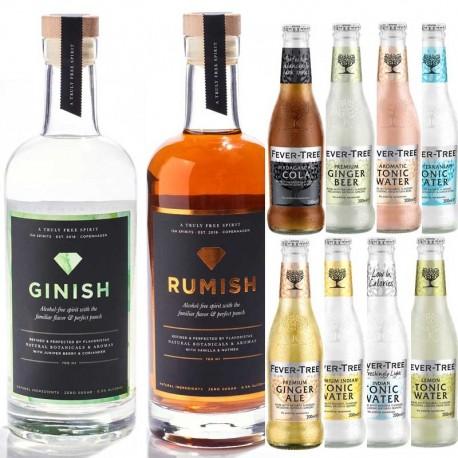 ISH Spririt Mix - Gin, Rom og mixere
