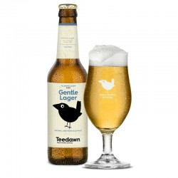 Teedawn Gentle Lager Alkoholfri Pilsner 10 x 33 cl