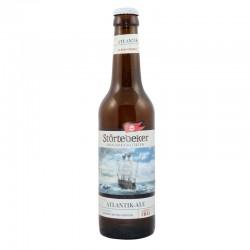 Störtebeker Atlantik Ale Alkoholfri 12 x 33 cl ØKO