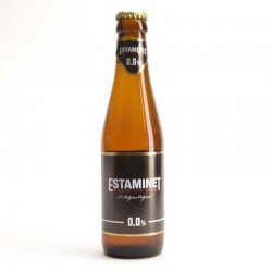 Estaminet 0,0 Alkoholfri Pilsner 10 x 25 cl
