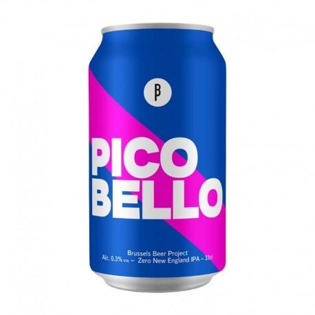 Brussels Pico Bello Alkoholfri IPA 10 x 33 cl