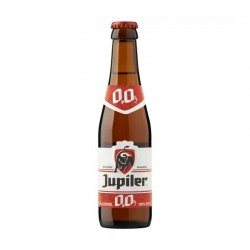 Jupiler 0,0 Alkoholfri Pilsner 10 x 25 cl