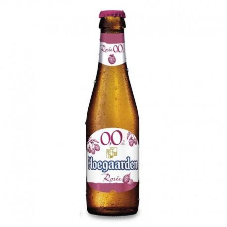 Hoegaarden Rosee 0,0 Alkoholfri Hvedeøl 10 x 25 cl