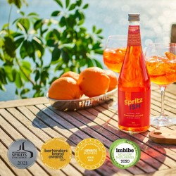 SpritzISH Alkoholfri Drink 75 cl