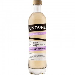 Undone Hvid Vermouth No8 Alkoholfri 70 cl