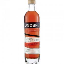 Undone Rød Vermouth No9 Alkoholfri 70 cl