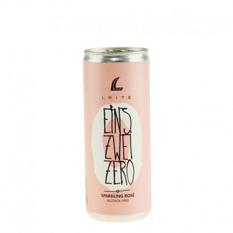 Leitz Sparkling Rosé Alkoholfri 25 cl