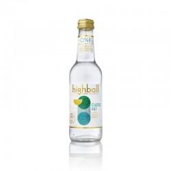 Highball Alkoholfri Gin & Tonic 10 x 25 cl