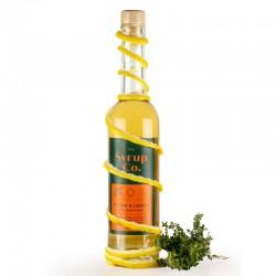 Syrup Co - Thyme & Lemon Alkoholfri Sirup 37,5 cl ØKO