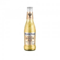 Fever Tree Ginger Ale 12 x 20 cl