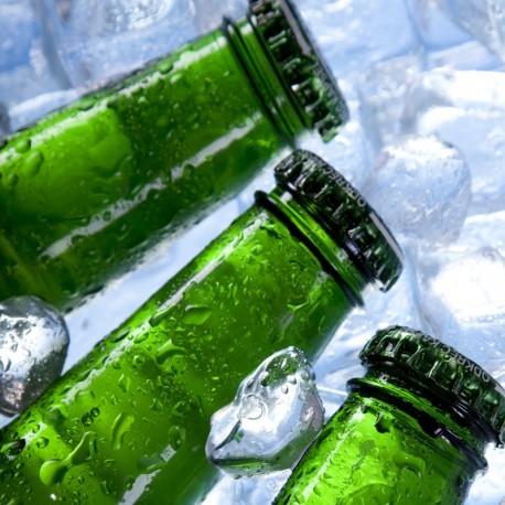 Mørkt alkoholfrit øl