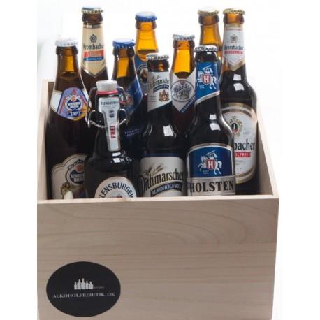 Tidsmæssigt En god start på alkoholfri øl med vores begynderkasse. Bedste øl i DK MB-77