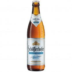 Schöfferhofer alkoholfri hvedeøl 10 x 50 cl