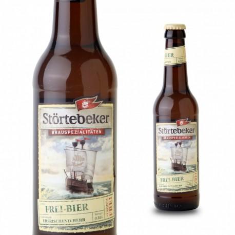 Störtebeker Frei-bier Alkoholfri Pilsner Øl