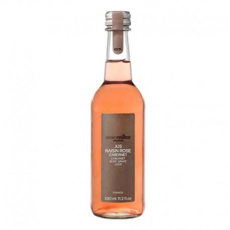 Alain Milliat Rosé Cabernet Druesaft uden alkohol