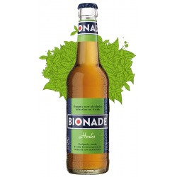 Bionade Urter Sodavand ØKO 12 x 33 cl