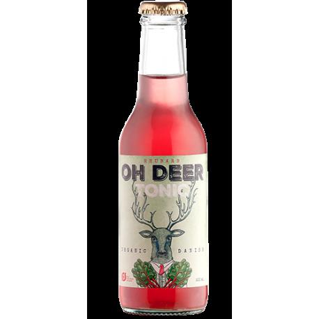 Oh Deer Tonic Rabarber ØKO 12x20 cl