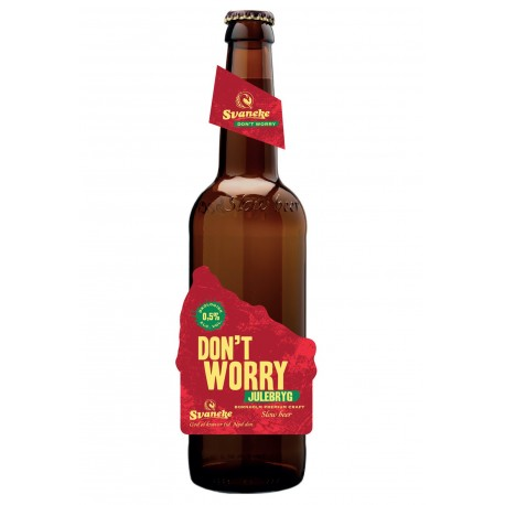 Svaneke Dont Worry JUL 10 x 50 cl