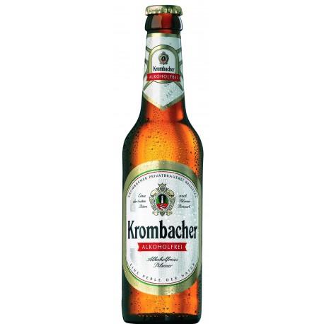 Krombacher Alkoholfri pilsner 12 x 33 cl (inkl. pant)