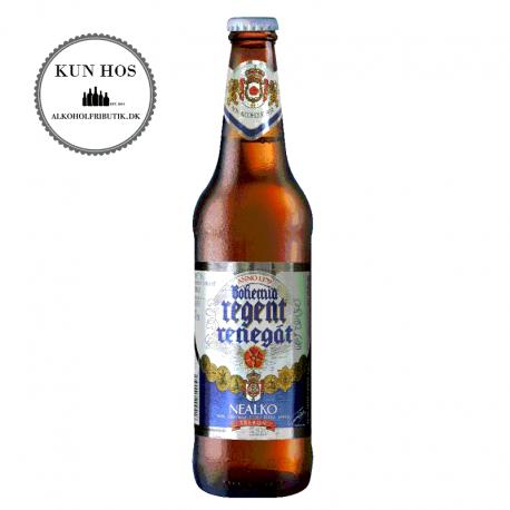 Bohemia Regent Alkoholfri Pilsner 10 x 50 cl