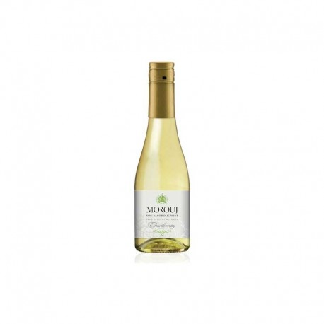 Morouj Chardonnay Alkoholfri Hvidvin 20 cl
