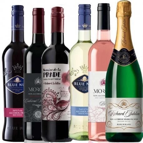 Smagskasse - Stor Vinmenu Alkoholfri
