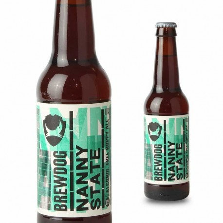 BrewDog Nanny State Alkoholfri IPA