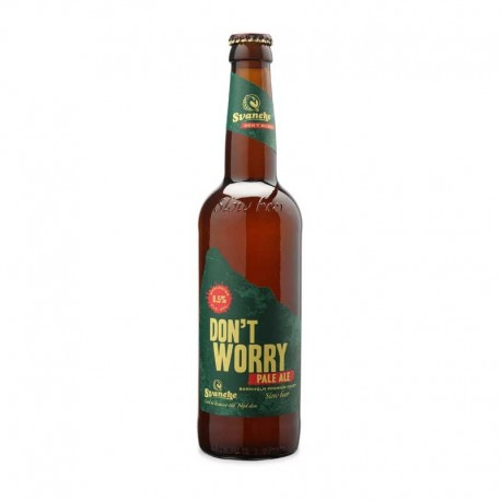 Svaneke Dont Worry Alkoholfri Pale Ale