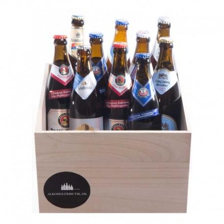 Alkoholfri Hvedeøl øl