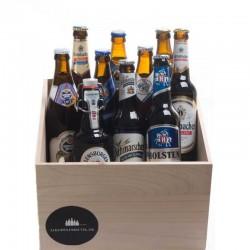 Alkoholfri øl pilsner