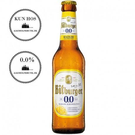 Bitburger 0,0 Alkoholfri Radler