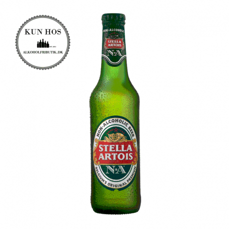 Stella Artois Alkoholfri Pilsner 12 x 33 cl