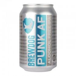 BrewDog Punk Alkoholfri IPA 10 x 33 cl