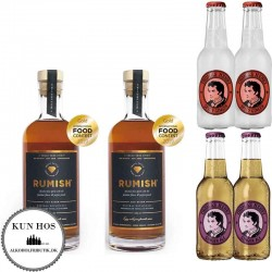 RumISH Alkoholfri Rom Supertilbud