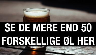 Alkoholfri øl stort udvalg